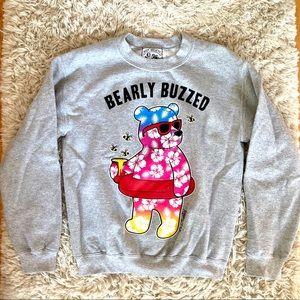 Riot Society Graphic Crewneck pullover sweatshirt